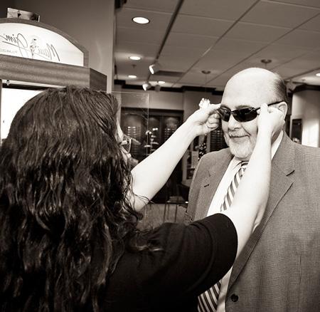 optometrist - sunglasses - eye doctor - eyeglasses